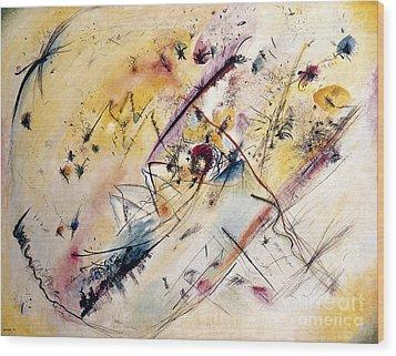 Kandinsky: Light, 1913 Wood Print by Granger