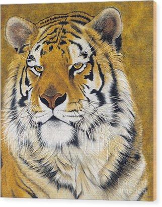 Kato Wood Print by Lawrence Supino