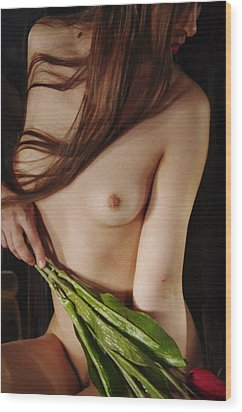 Kazi1107 Wood Print