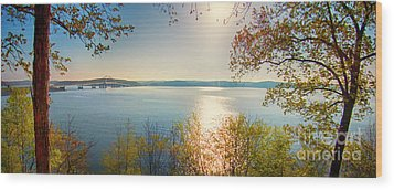 Wood Print featuring the photograph Kentucky Lake by Ricky L Jones