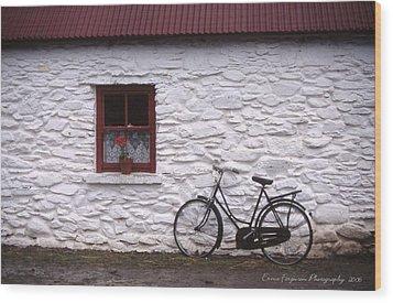 Kilarney  Ireland Wood Print by Ernie Ferguson