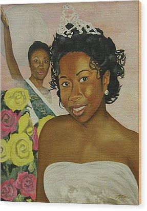 Kirsten Wood Print