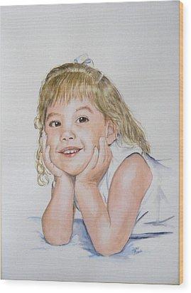 Kylie Newkirk Wood Print