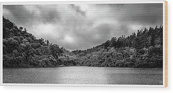 Lagoa-pico Do Itapeva-pindamonhangaba-sp Wood Print