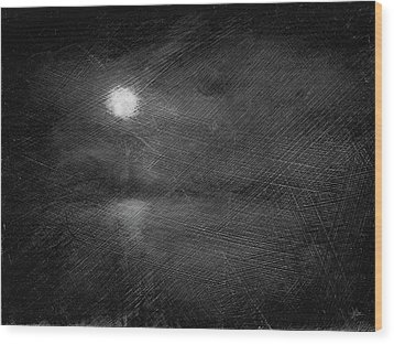 Landscape 17 Wood Print
