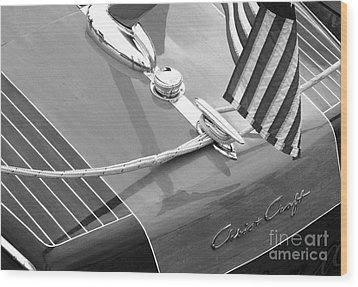 Late 1940's Chris Craft Custom Wood Print