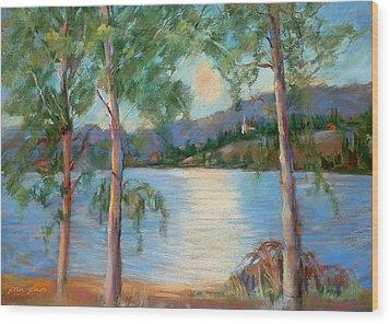 Lauvlia Wood Print