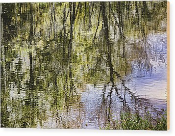Wood Print featuring the photograph Lazy Day by John Hansen