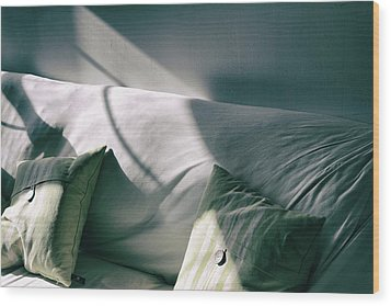 Wood Print featuring the photograph Leftover Light by Steven Huszar