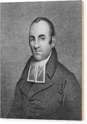 Lemuel Haynes (1753-1833) Wood Print by Granger