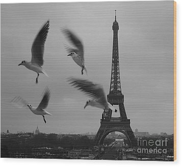 Wood Print featuring the photograph Let Your Spirit Fly  by Danica Radman