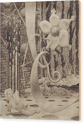Levy Wood Print by Sean Imler