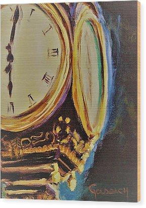 Liberty II Zeke Wood Print