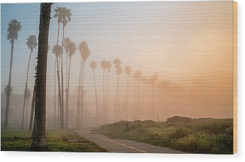 Wood Print featuring the photograph Lighter Longer by Sean Foster