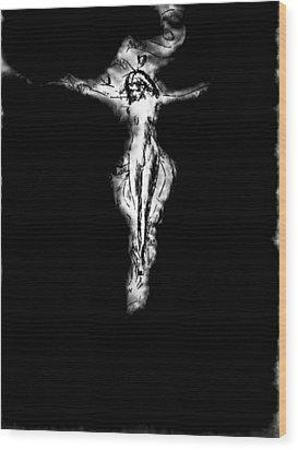 Lilith Wood Print by Bob Orsillo
