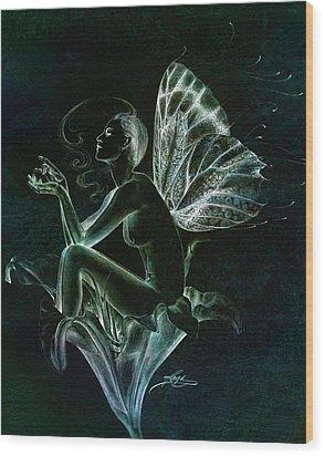 Lily Fay Wood Print