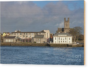 Limerick City Hall Wood Print