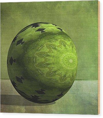 Linden Ball -  Wood Print