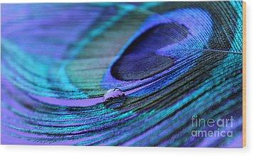 Liquid Spell Wood Print