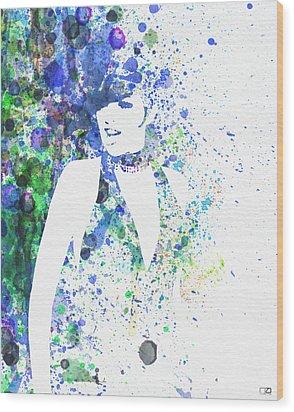 Liza Minnelli Cabaret Wood Print