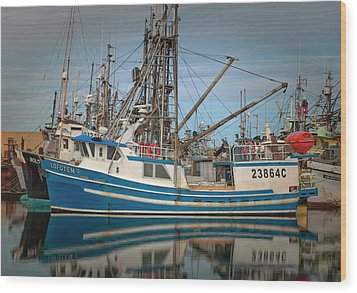 Wood Print featuring the photograph Lofoten 2 by Randy Hall
