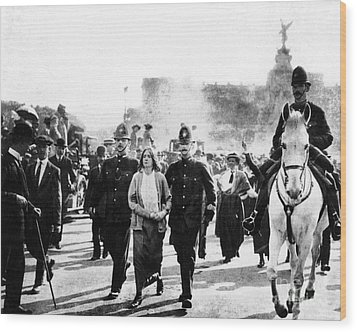London: Suffragettes, 1914 Wood Print by Granger