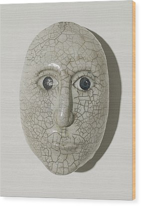 Look Into My Eyes Wood Print by Jason Galles