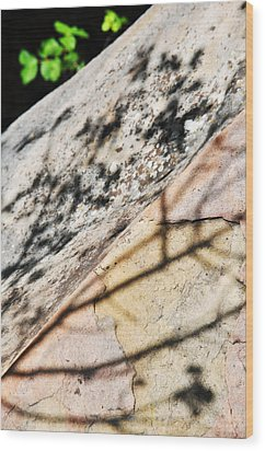 Wood Print featuring the photograph Los Padres Stone by Kyle Hanson