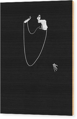 Louise Brooks, Photo By Ruth Harriet Wood Print by Everett