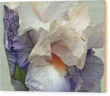 Lovingly Wood Print