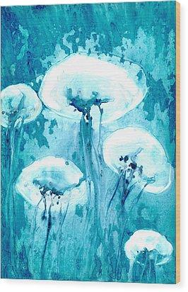 Luminous Wood Print by Brazen Edwards