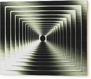 Luminous Energy 15 Wood Print by Will Borden
