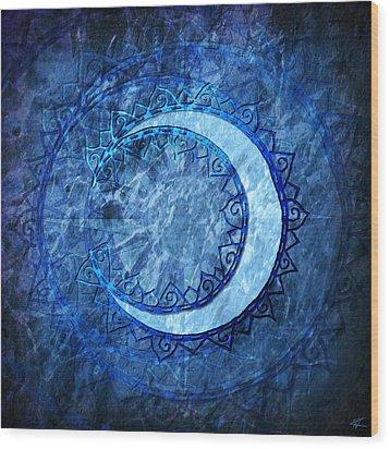 Luna Wood Print