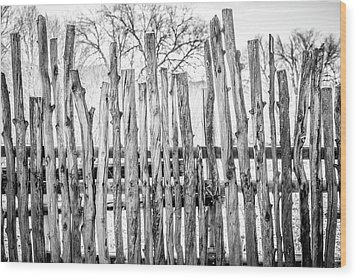Wood Print featuring the photograph Made From Nature by Marilyn Hunt