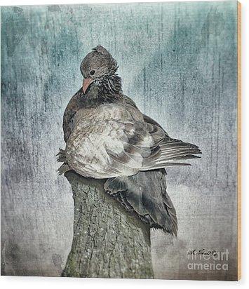 Maragold Wood Print