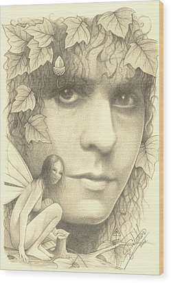 Marc Wood Print by Yuri Leitch