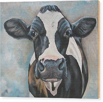 Marsha Wood Print