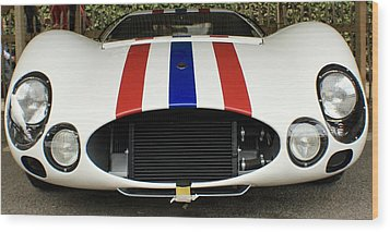 Maserati Tipo 151/3 Wood Print