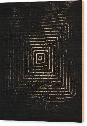 Mcsquared Wood Print
