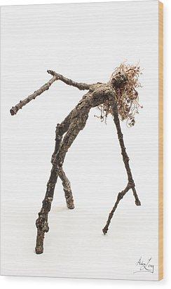 Memory Wood Print by Adam Long