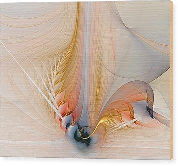 Metamorphosis Wood Print by Amanda Moore