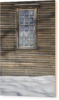 Minute Man National Historical Park In Lincoln Massachusetts Usa Wood Print by Erin Paul Donovan