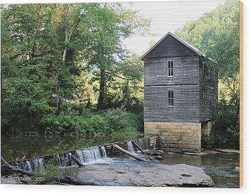 Mollohan Mill 2 Wood Print
