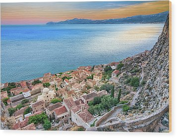 Monemvasia / Greece Wood Print