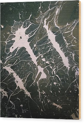 Monster Energy  Wood Print