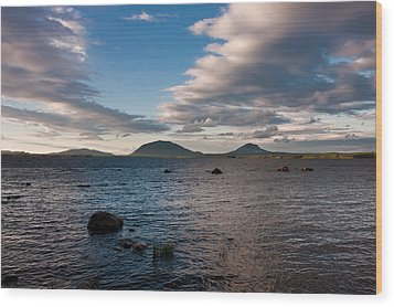 Moosehead Lake Spencer Bay Wood Print