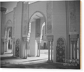 Morocco #1 Wood Print