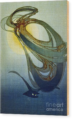 Mother West Wind 1920 Wood Print by Padre Art