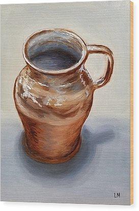Mug Wood Print