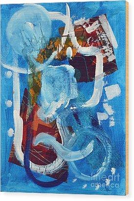 Murano Wood Print by Lynda Cookson